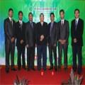Dirut PT. NF (1) beserta dr. Prabata Jayapustaka dan staff
