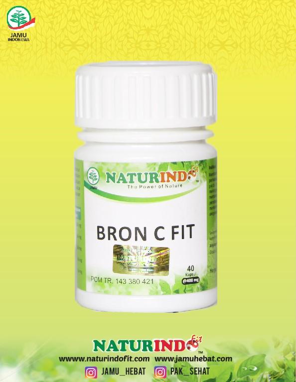 BRON C FIT (Spesial Pernafasan dan paru) POM TR. 143 380 421