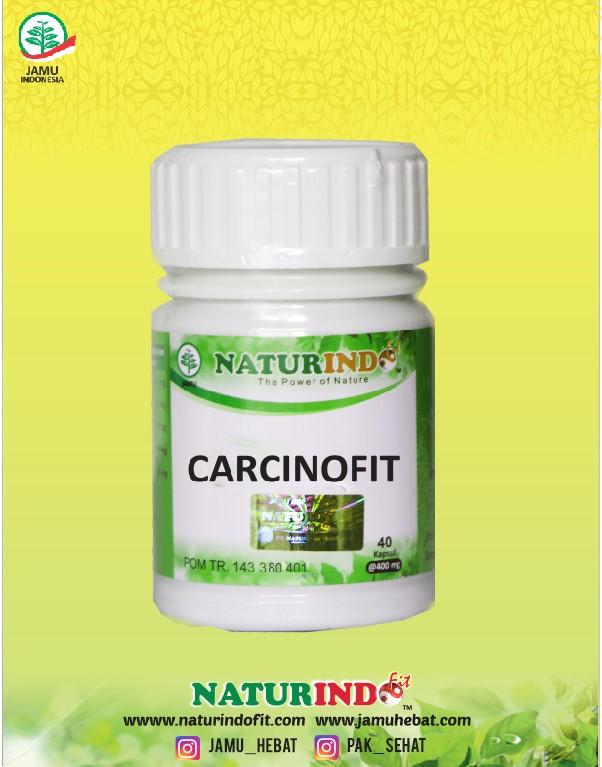 CARCINOFIT (Spesial Kanker) POM TR. 143 380 401
